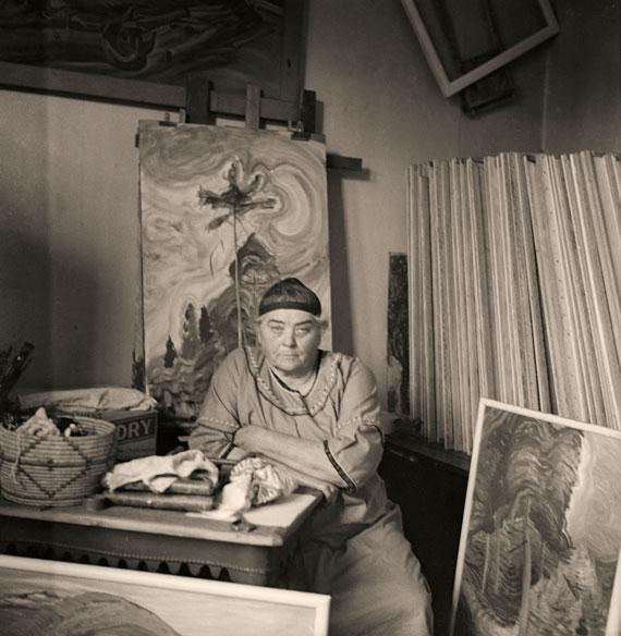 Emily-Carr_Emily-Carr-in-Her-Studio-1939_portrait-by-Harold-Mortimer-Lamb
